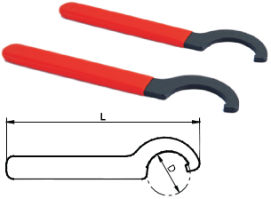Nut and Wrench SP-SD16
