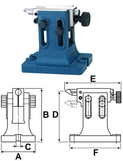 TAILSTOCK TS-5